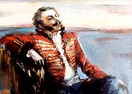 Жерве, Николай Петрович. Славные партизаны 1812 года