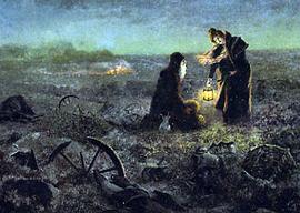 Брайковский, Александр Андреевич. Монастырь во имя Спасителя на Бородинском поле и его основательница