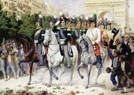Деминский, Яков С. Русские в Париже, или Описание проиcшествий, бывших во время вступления и пребывания в Париже российских войск с союзными