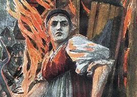 Зарин, Андрей Ефимович. Женщины-героини в 1812 году