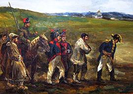 Голубцов, Николай Александрович. 1812 год в Архангельской губернии