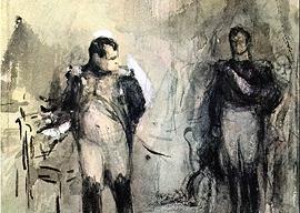 Симанский, Пантелеймон Николаевич. Перед войной 1812 года: Описание качеств и способностей русских генералов