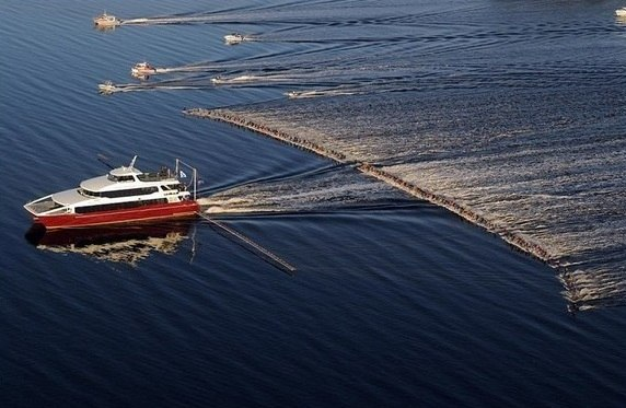 145 человек на водных лыжах.