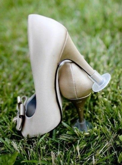 Девушки, которым хоть раз доводилось ходить в туфлях на шп