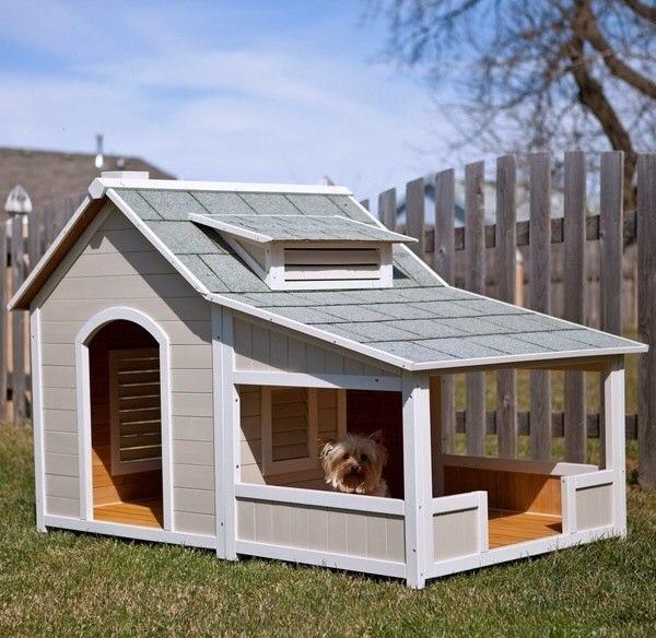 Домик для собаки.