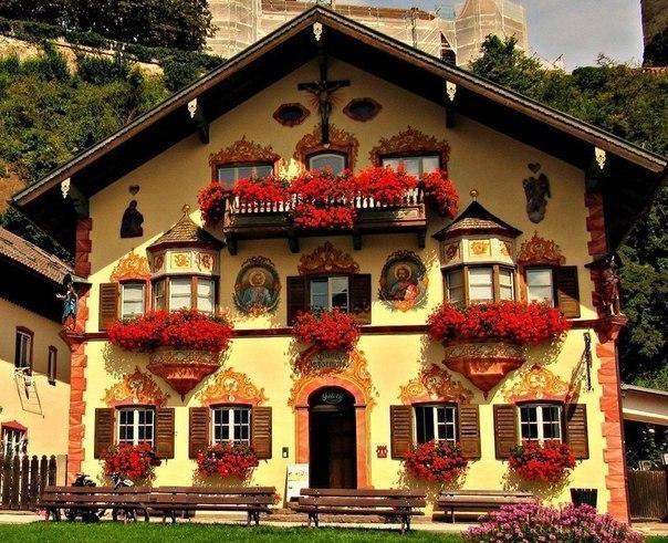 Домик в Германии