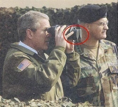 Экс-президент США Джордж Буш младший.