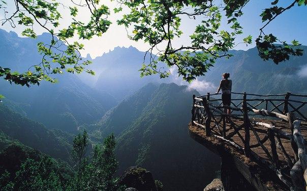 Горы острова Мадейра, Португалия