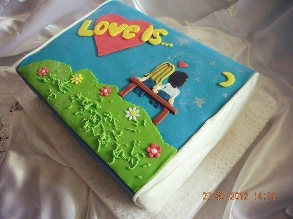 Идея для торта