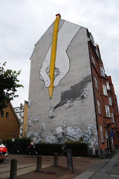 Искусство улиц