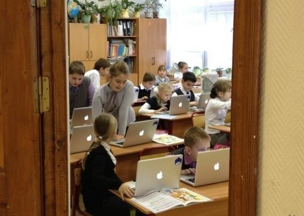 Когда чиновники не воруют. Начальная школа. Москва.