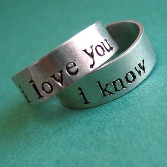 Кольца для пары: