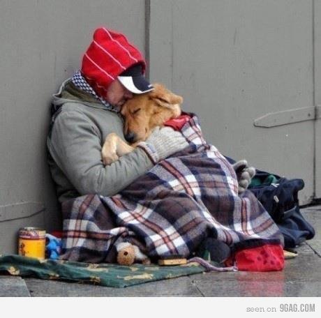 Кость, брошенная собаке, не есть милосердие; милосердие —