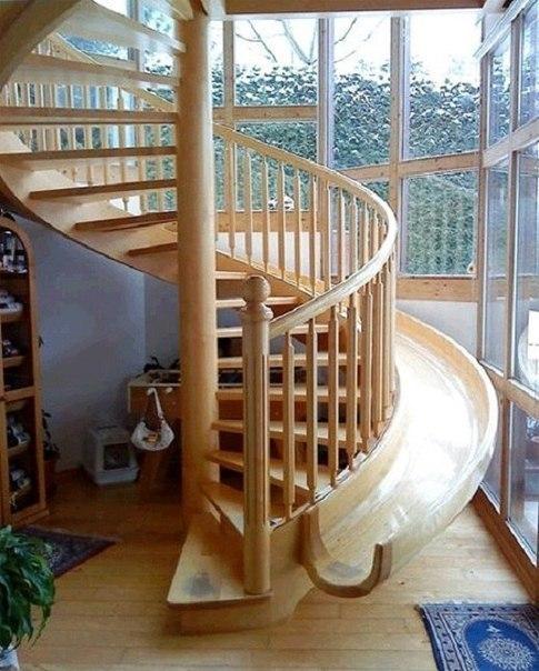 Лестница для детей.