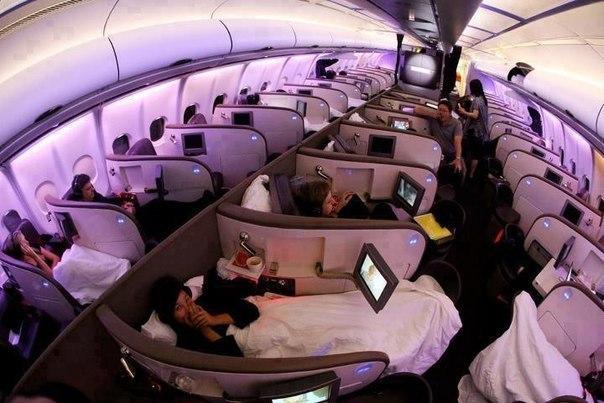 Летим с комфортом