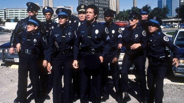Лучшая полиция, которую я знаю.