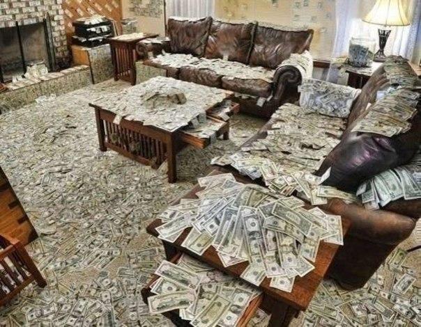 Мне бы такой беспорядок в доме.