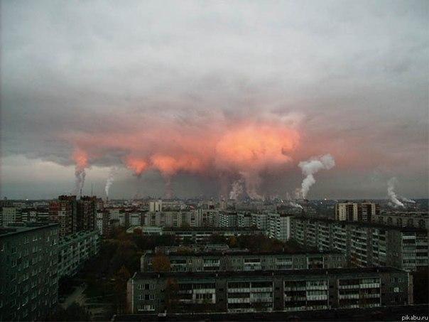 Небо Череповца