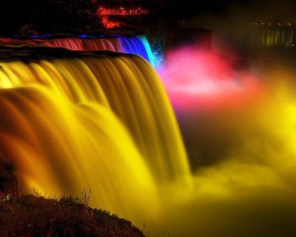 Ниагарский водопадСША, Канада