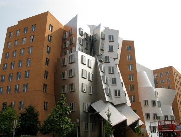 Общежитие Кембриджа.Штат Массачусетс, США