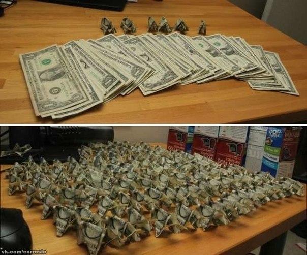 Один американец был очень расстроен штрафом в 137 долларов