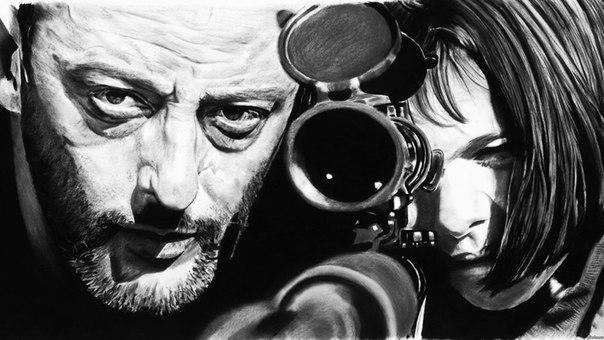 Один из лучших фильмов... Леон