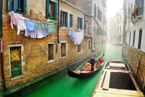 Повседневная жизнь Венеции