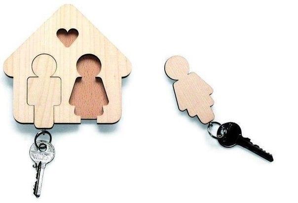 Семейные ключи.