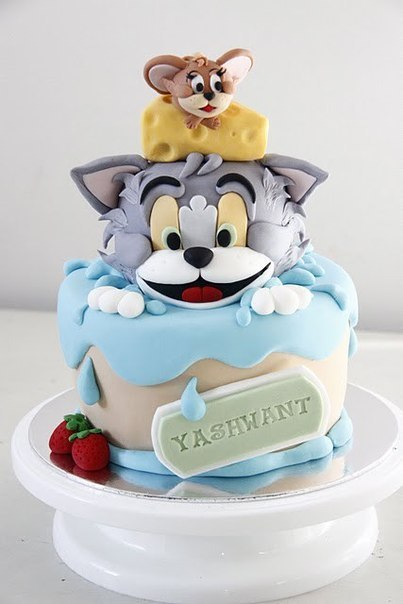 Шедевральный торт