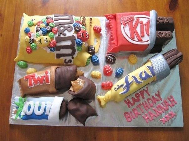 Торт моей мечты.