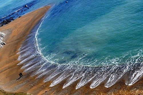 Юрское побережье, Англия