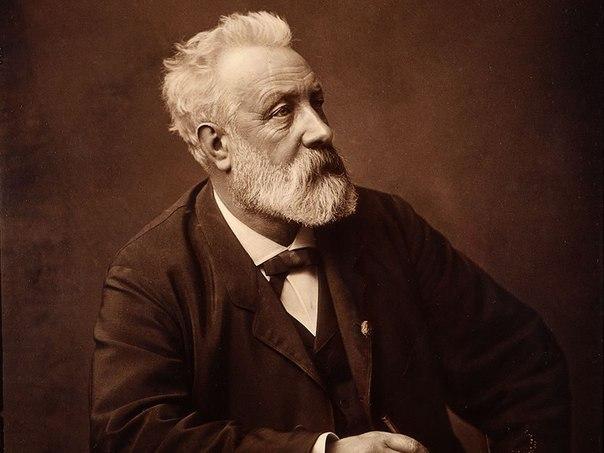 В 1863 году Жюль Верн написал книгу