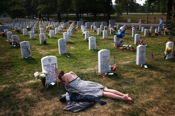 Войны не заканчиваются. Заканчиваются лишь жизни солдат, ч